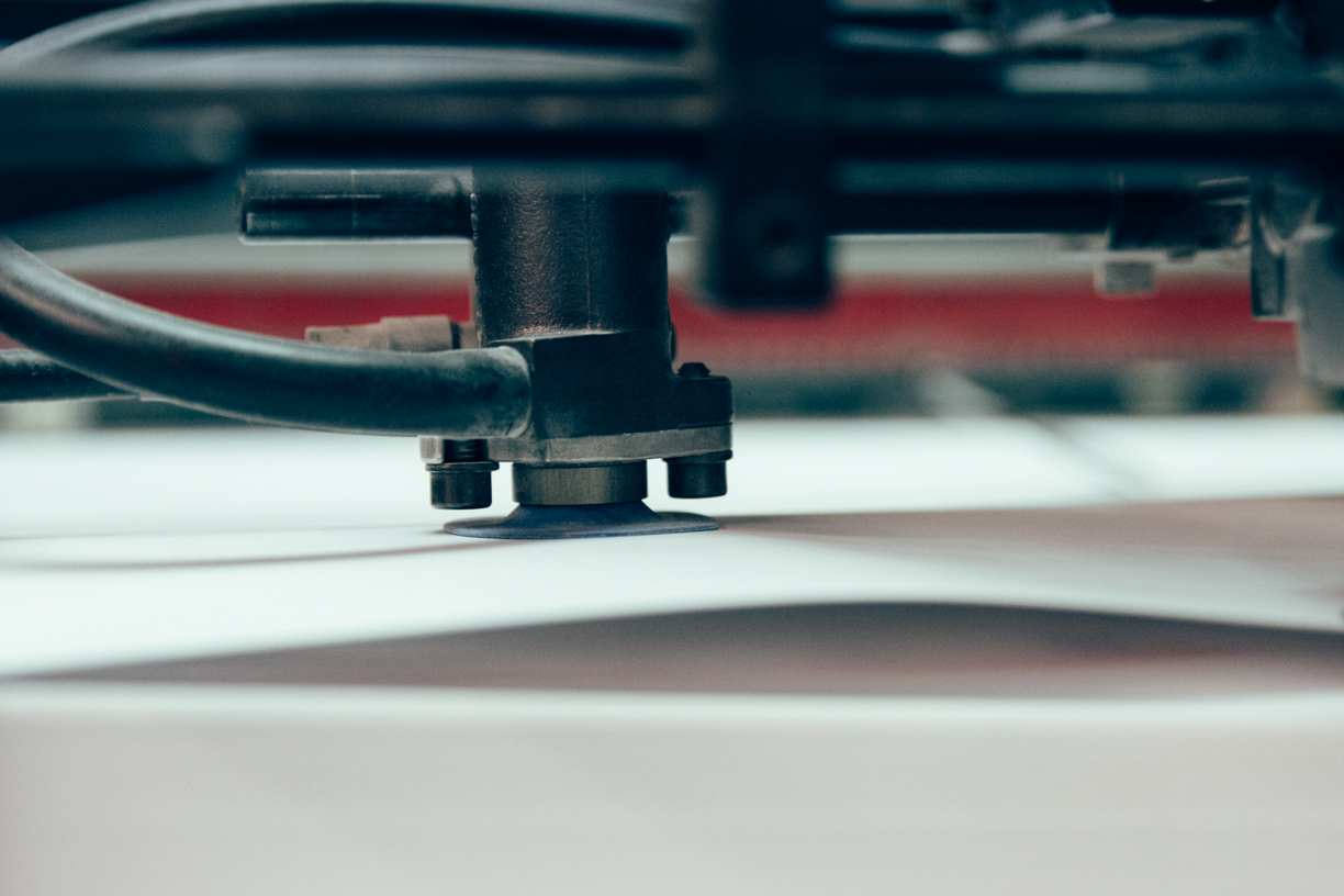 Press and paper